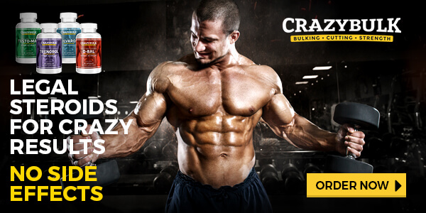 fast results with crazy bulk
